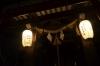 稲生神社提灯