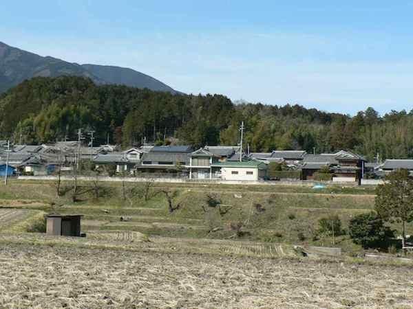日本の音階のイメージ