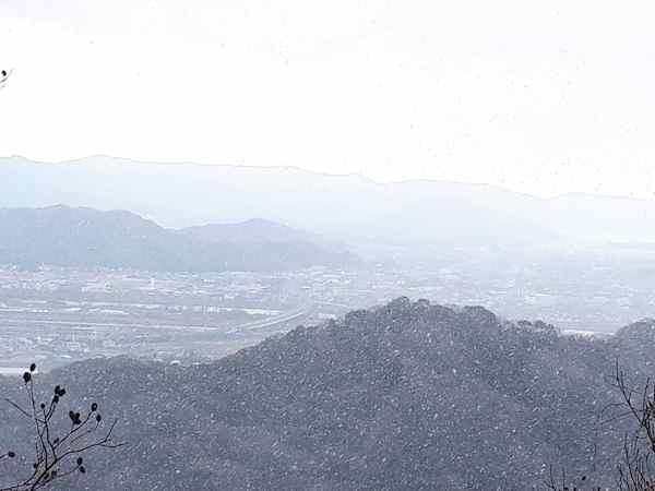 雪の和歌山2