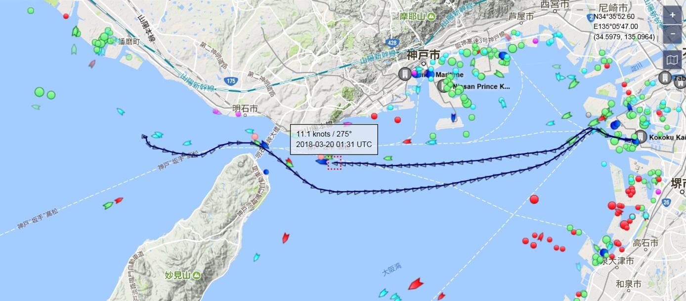 明石海峡フェリー事故-7