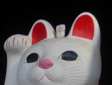 08招き猫
