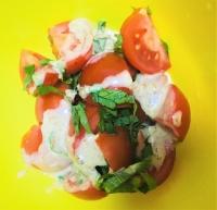 005トマトサラダ