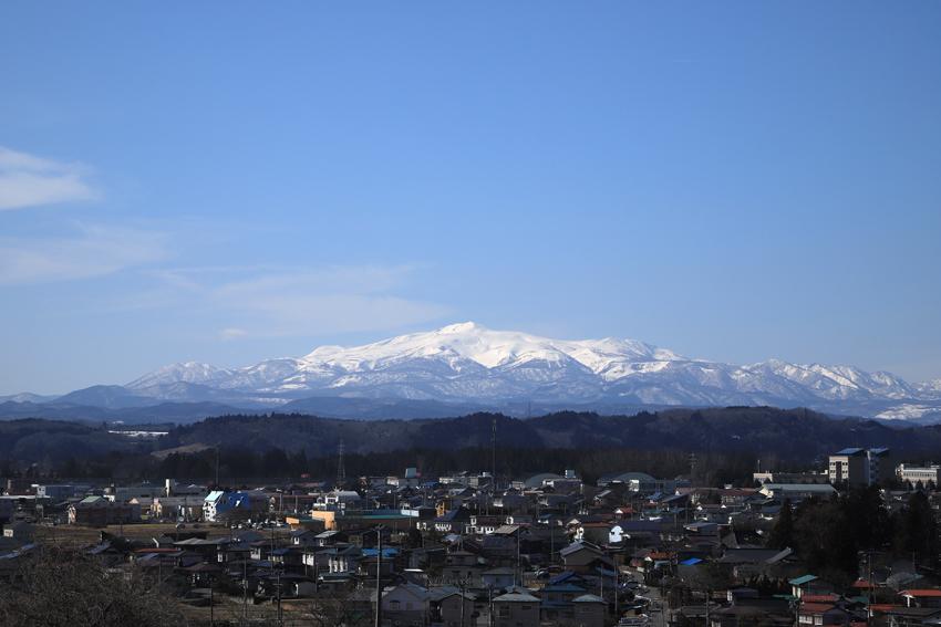 20180307栗駒山(須川岳)1