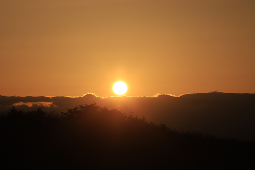 20180310夕陽