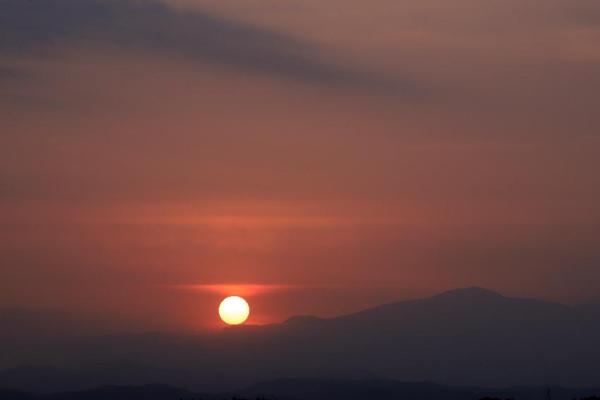 20180402夕陽