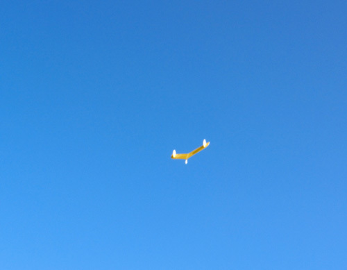まぁ、飛ぶ時もあります。