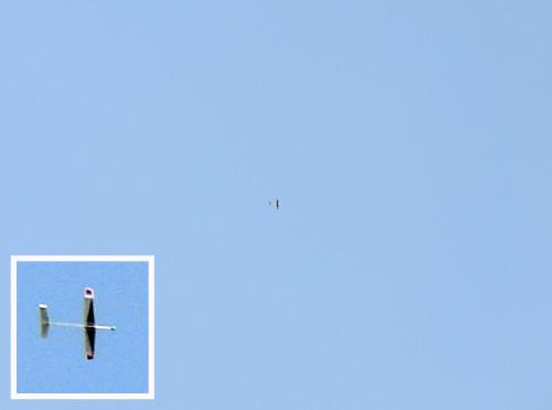 自由機飛んでるとこ。その3!