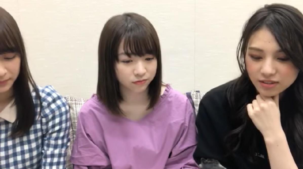 乃木坂46 6周年記念SHOWROOM鈴木絢音×渡辺みり愛×相楽伊織