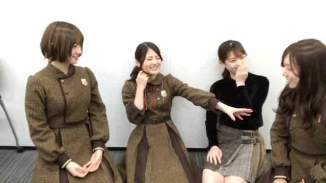 乃木坂46若月佑美SHOWROOM