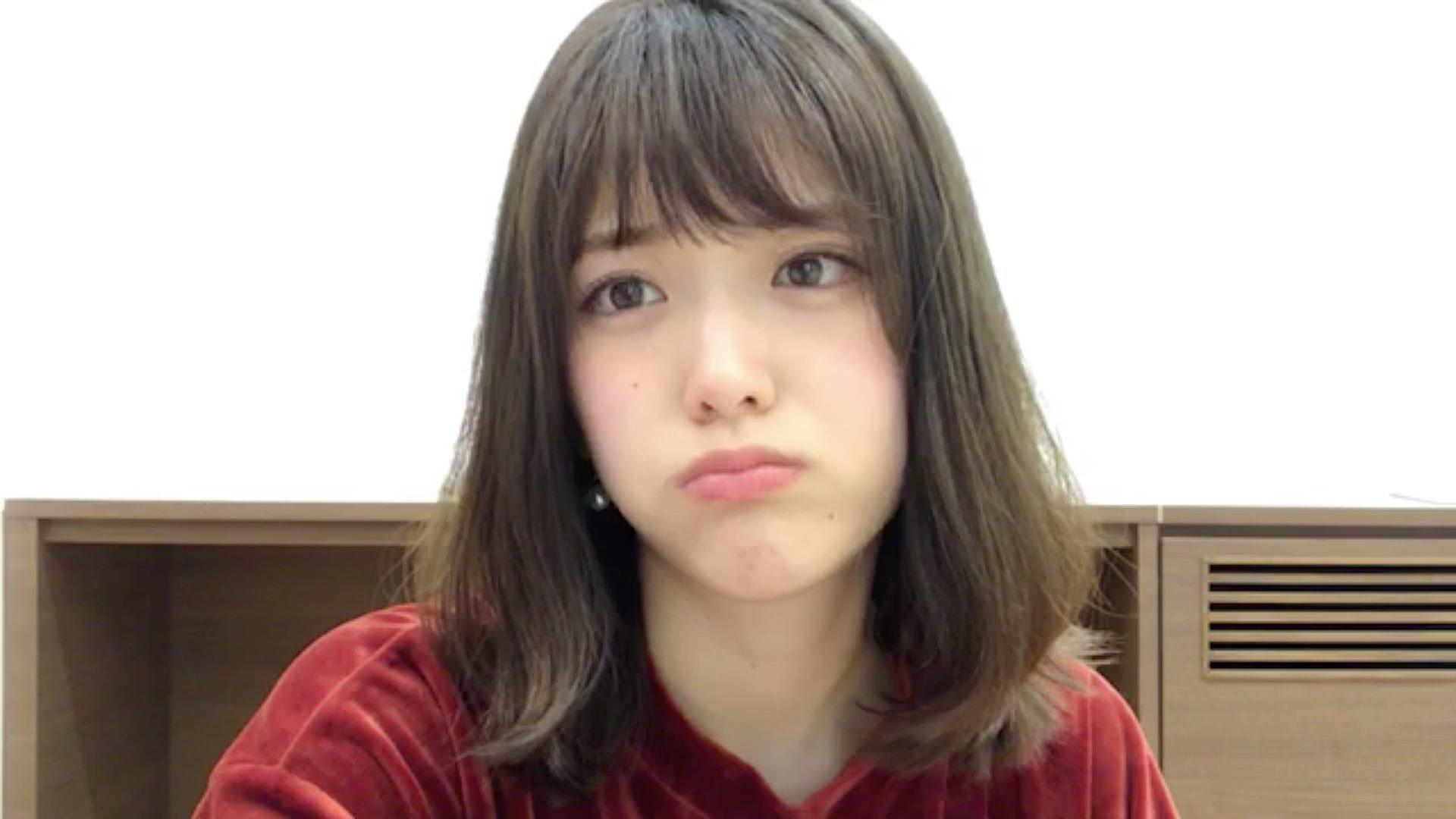 松村沙友理「乃木坂46時間TV SHOWROOMお礼配信!!」