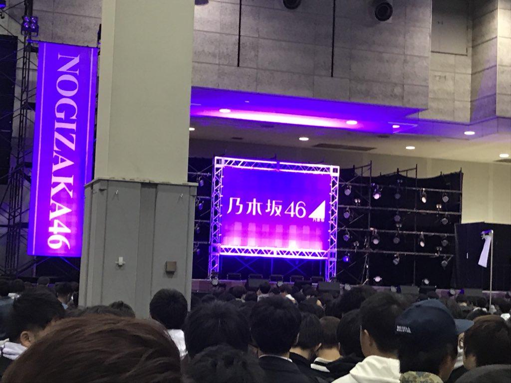 乃木坂46 19th大阪全握