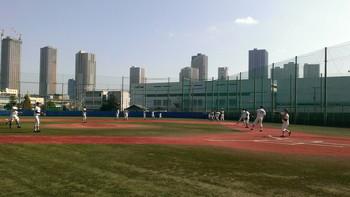 法政大学野球教室