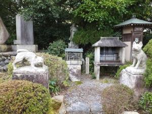 泉涌寺 舎利殿 とその界隈2018-10