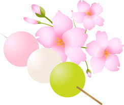 花とだんご