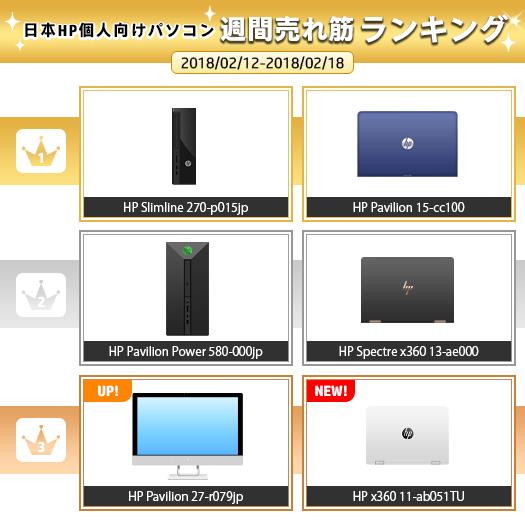 525_HPパソコン売れ筋ランキング_180218_01a