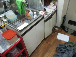 既存のキッチン