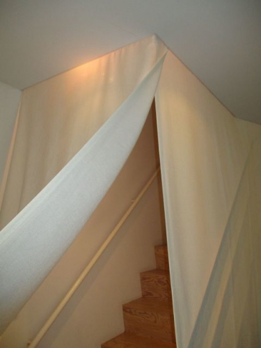 パネルカーテン