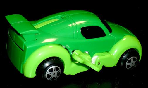 It,s a car…It,s a Dino Trans Dino
