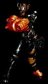 仮面ライダービルド ゴリラロボットフォーム