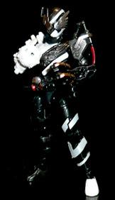仮面ライダービルド ハリネズミロボットフォーム