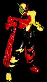 仮面ライダービルド フェニックスコミックフォーム
