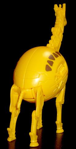 ガシャポン タマゴラス キリン