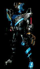 仮面ライダービルド 海賊ロボットフォーム