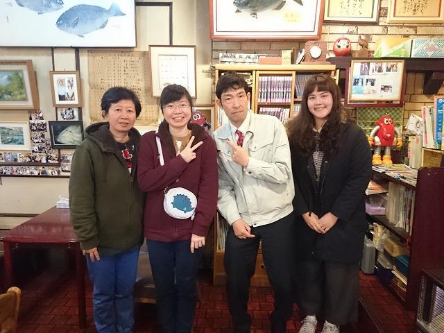 台湾 徳島文理 留学生