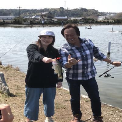 釣り女子部3