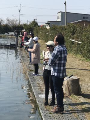 釣り女子部4