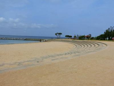 アメビレへの海岸線