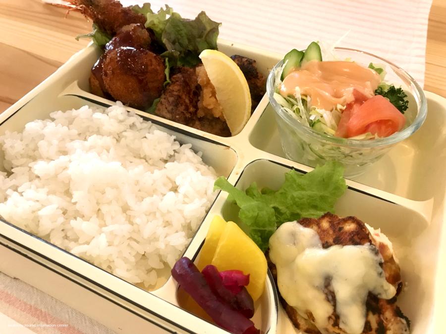 レストラン 銀の糸で洋食ランチ♪ [平成30年3月23日(金)更新]1