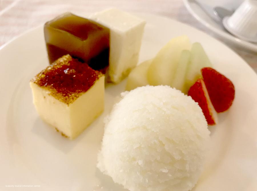 レストラン 銀の糸で洋食ランチ♪ [平成30年3月23日(金)更新]3