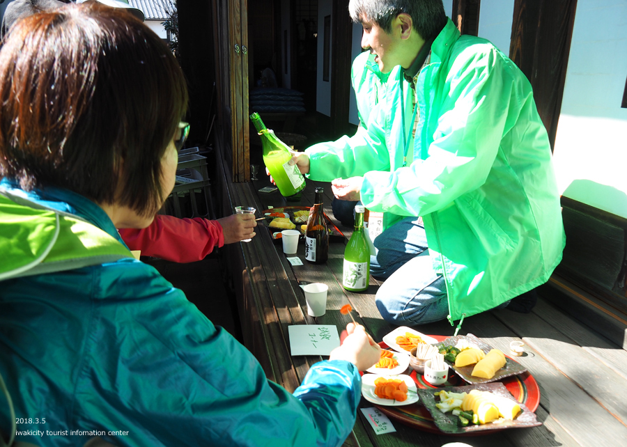 ミニミニツアー 第8回高坂町「高坂の酒蔵訪問」イベントリポート! [平成30年3月7日(水)更新]26