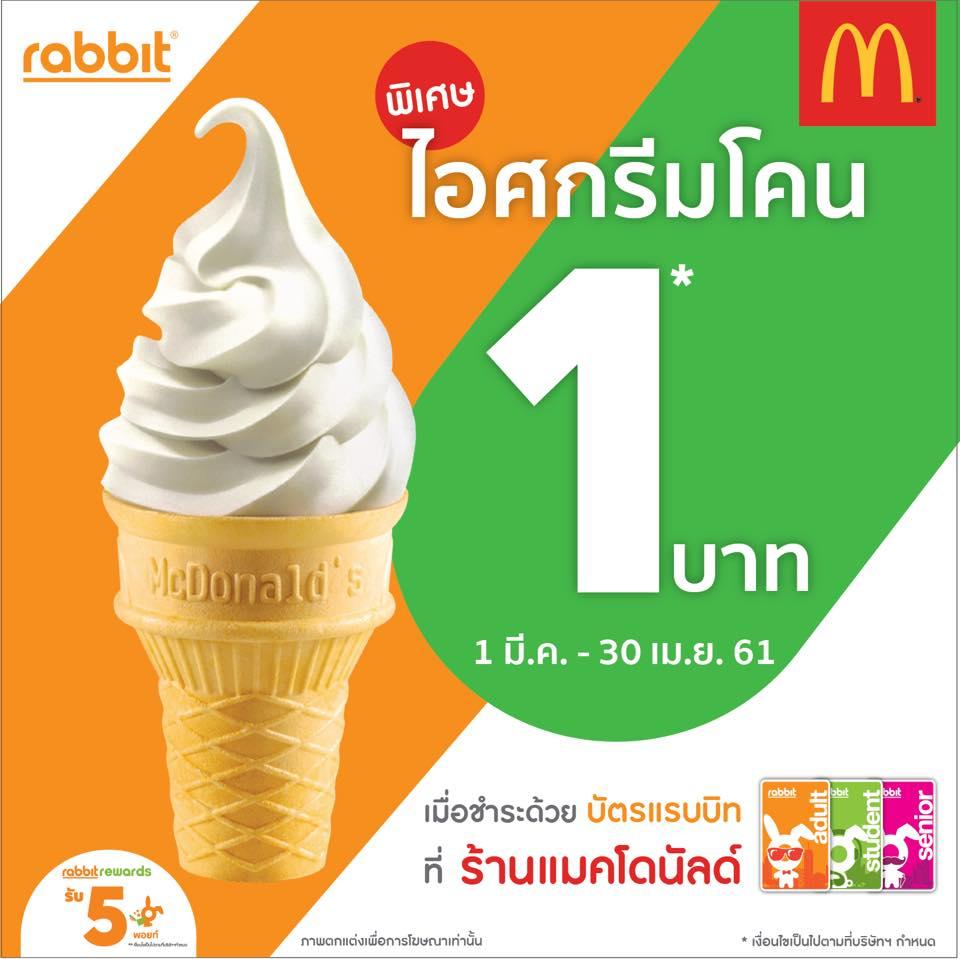 アイスクリームマクド