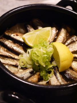 Sardine-riceL