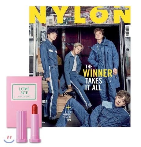 2_韓国女性誌_NYLON_ナイロン_2018年2月号_1