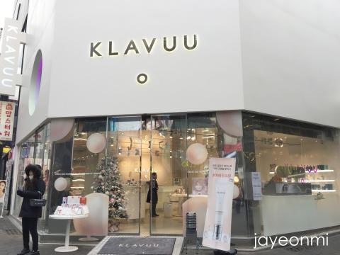 KLAVUU_クラビュー_明洞_フラッグシップストア_訪問記_12