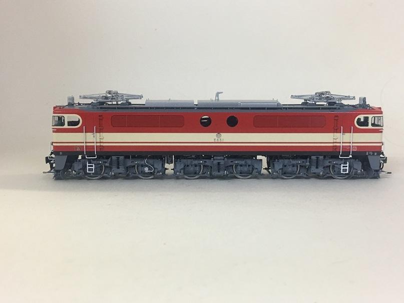 ムサシノモデル E851 1号機 1 2