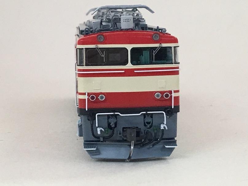 ムサシノモデル E851 1号機 16
