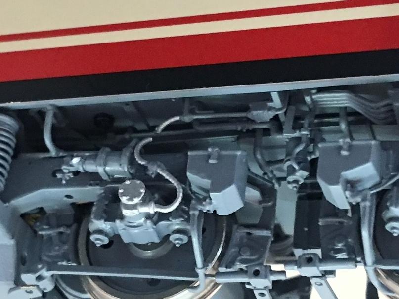 ムサシノモデル E851 1号機 5