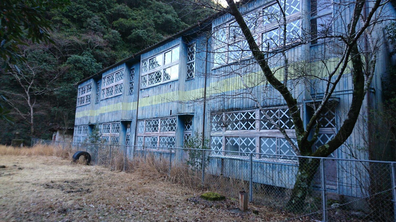 岩井谷小学校