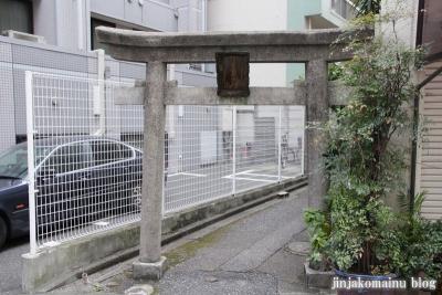 明星稲荷神社(中央区日本橋小網町)3