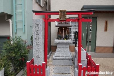 明星稲荷神社(中央区日本橋小網町)5