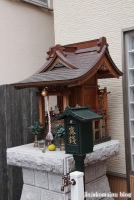 明星稲荷神社(中央区日本橋小網町)10
