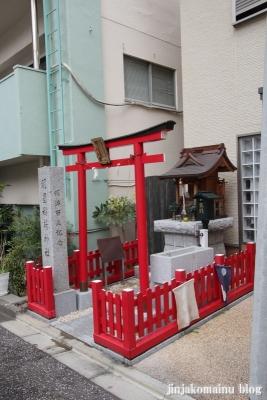 明星稲荷神社(中央区日本橋小網町)11