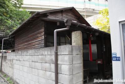 永久稲荷神社(中央区日本橋箱崎町)2