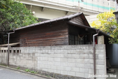永久稲荷神社(中央区日本橋箱崎町)5