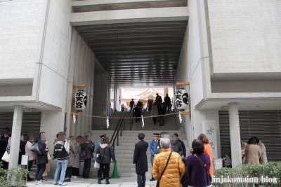 永久稲荷神社(中央区日本橋箱崎町)8