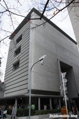 永久稲荷神社(中央区日本橋箱崎町)11